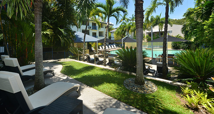 Resort Facilities Central Plaza Port Douglas