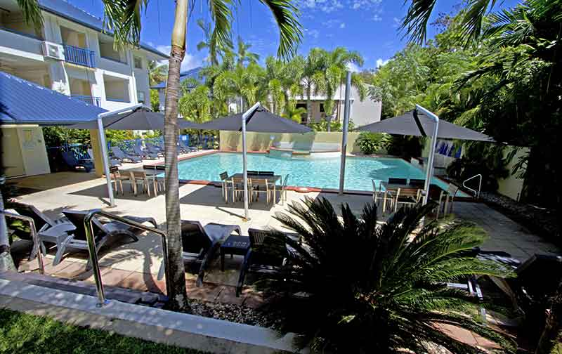 Central Plaza Port Douglas Resort Facilities