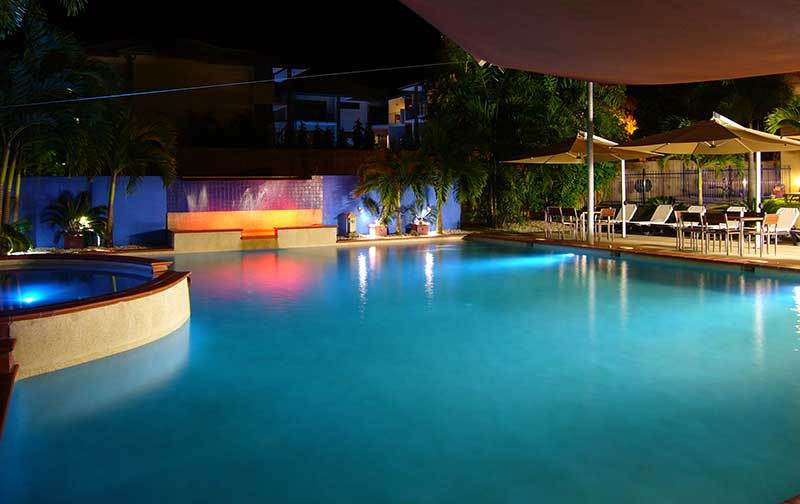 Port Douglas Central Plaza Pool and Spa