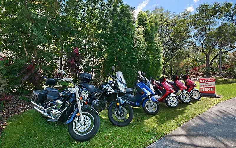 Scooter Hire Port Douglas