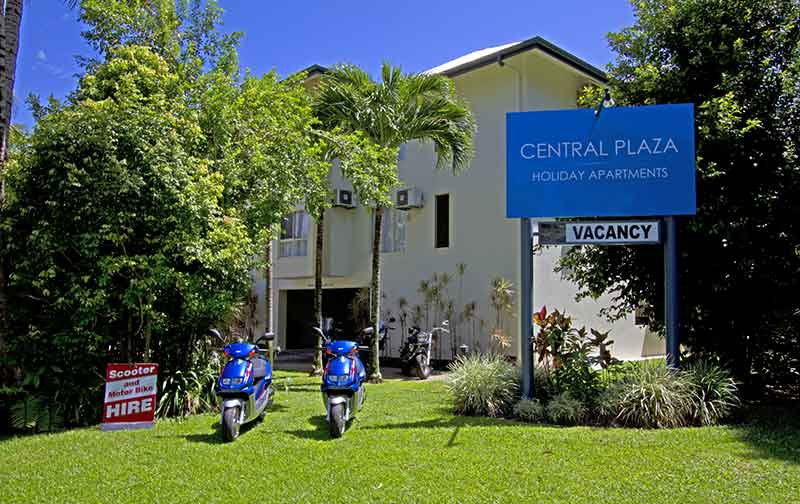 Central Plaza Port Douglas Apartments