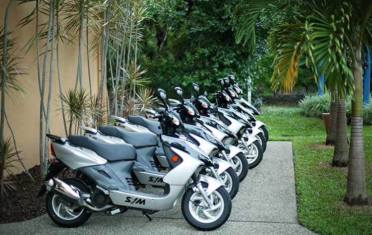 Central Plaza Port Douglas Motorbike Hire