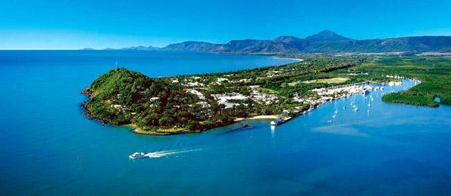 Central Plaza Resort Port Douglas - Location