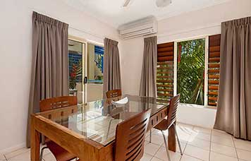 Three Bedroom Port Douglas apartments
