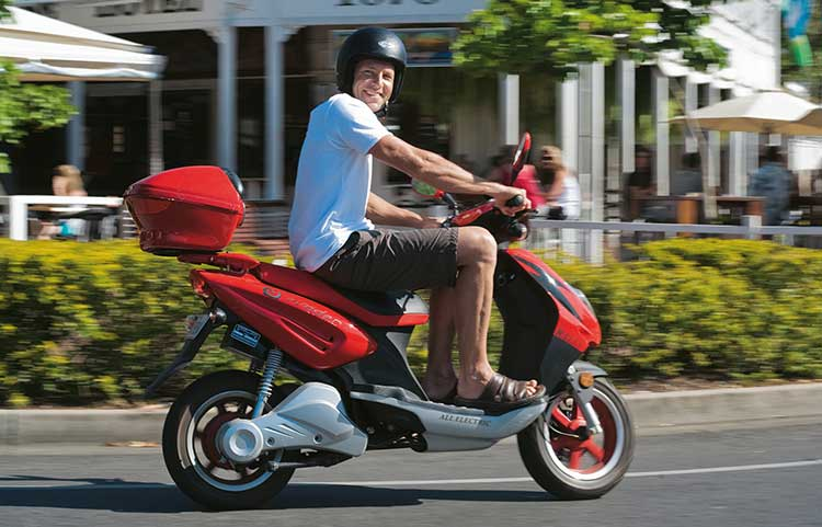 Port Douglas Scooter Hire