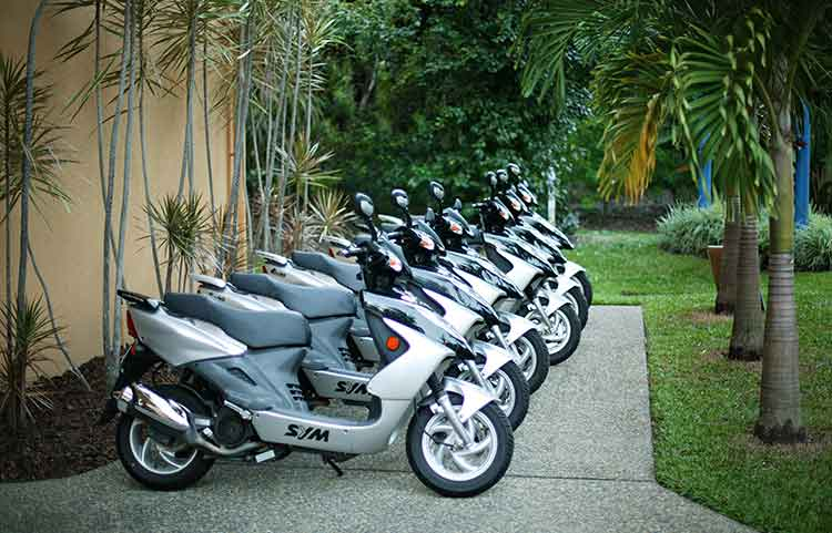 Motorbike & Scooter Hire Port Douglas