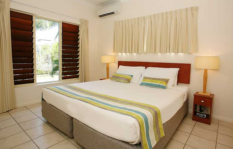 One Bedroom Port Douglas Spa Apartment