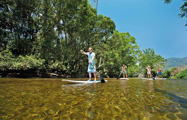 Guided Tours Central Plaza Port Douglas