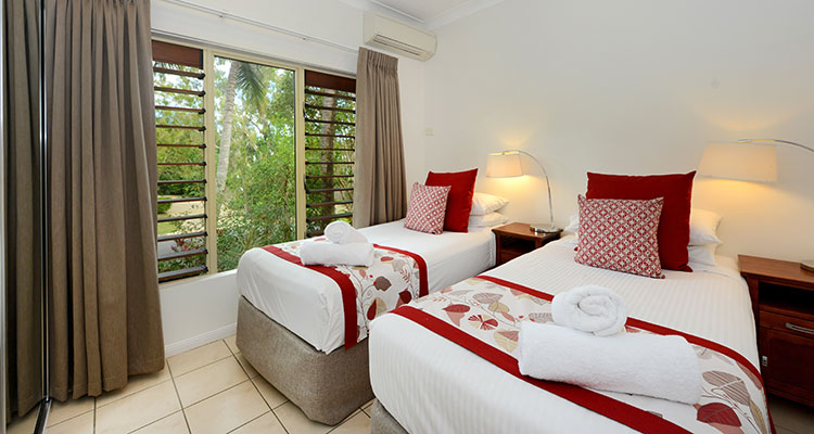 Three Bedroom Spa Apartment Port Douglas