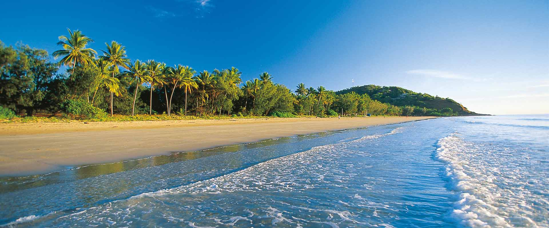 Four Mile beach - Port Douglas