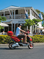 Scooter and Motorbike Hire